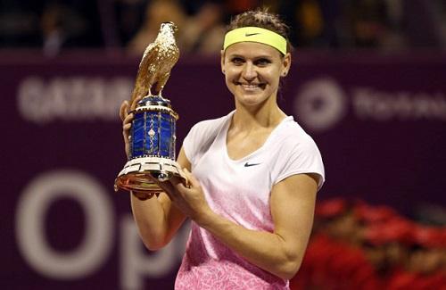 20150228_Tennis-Qatar_Lucie-Safarova_AFP