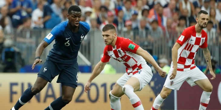 France-Croatie 2018 Coupe du Monde