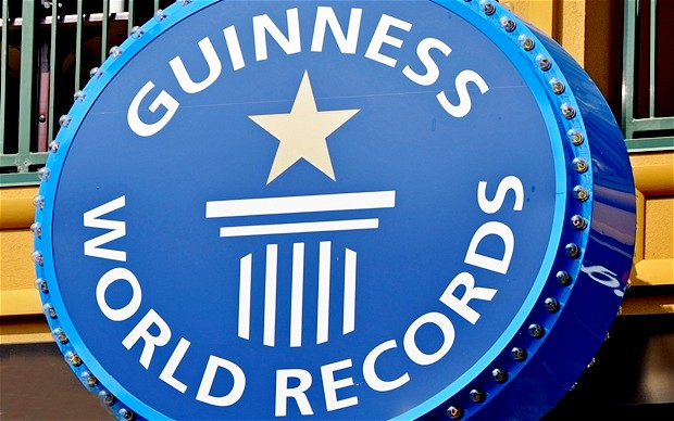 Guinness Book Records