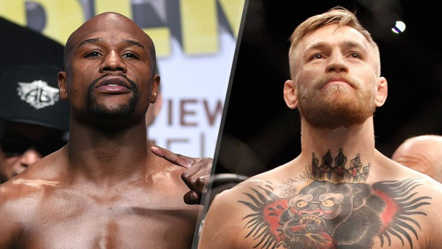Paddy Power honore déjà les paris sur la tenue d'un combat entre Mayweather et McGregor