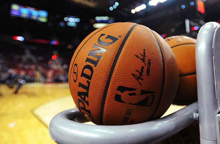 NBA betting ballon