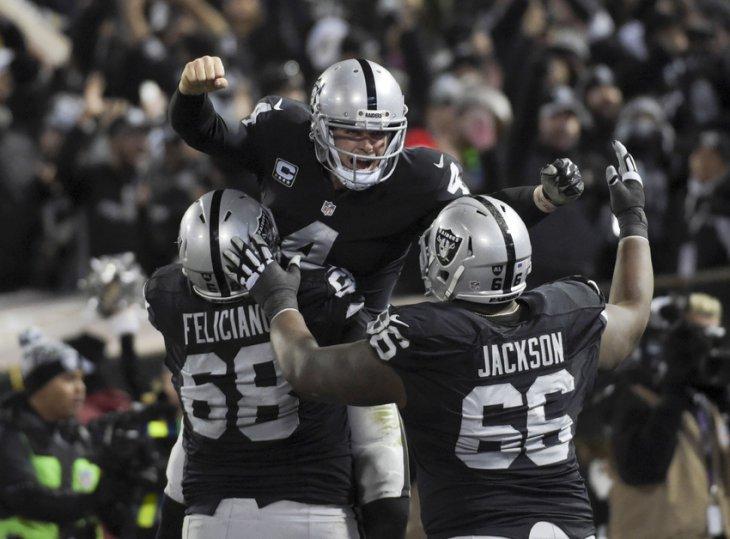 NFL : les Raiders déménagent officiellement à Las Vegas