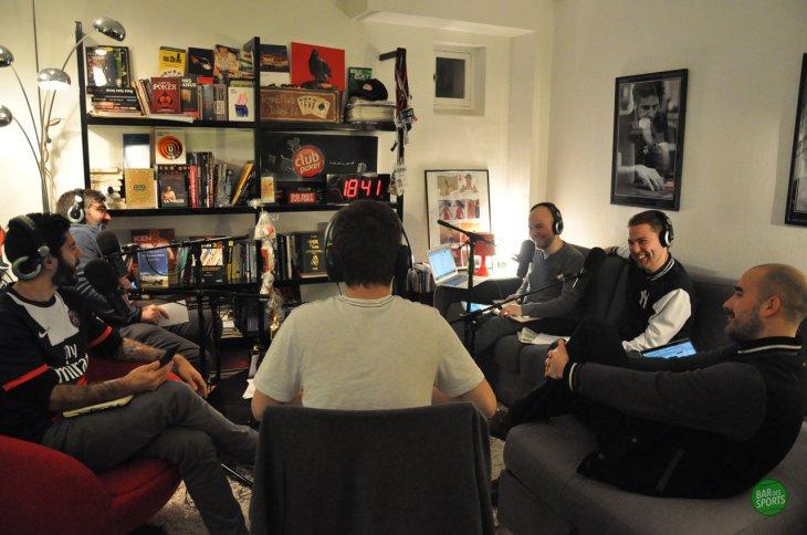 Le Bar des Sports : le podcast tire sa révérence ce jeudi